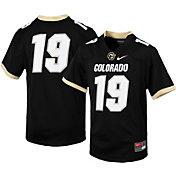 Nike Youth Colorado Buffaloes #19 Replica Football Black Jersey