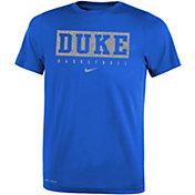 Nike Youth Duke Blue Devils Duke Blue Basketball Legend Practice T-Shirt