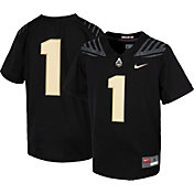 Nike Youth Purdue Boilermakers #1 Replica Football Black Jersey