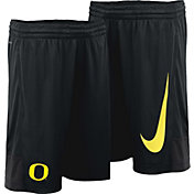 Nike Youth Oregon Ducks Dry Black Shorts