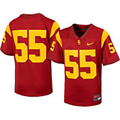 Nike Youth USC Trojans #55 Cardinal Replica Football Jersey