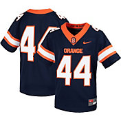 Nike Youth Syracuse Orange #44 Blue Replica Football Jersey