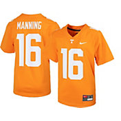 Nike Youth Peyton Manning  Tennessee Volunteers #16 Tennessee Orange Replica Football Jersey