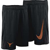Nike Youth Texas Longhorns Dry Black Shorts