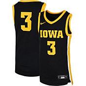 Nike Youth Iowa Hawkeyes #3 Black Replica Basketball Jersey