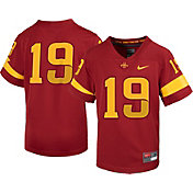 Nike Youth Iowa State Cyclones #19 Cardinal Replica Football Jersey
