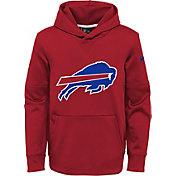 Nike Youth Buffalo Bills Logo Essential Red Hoodie