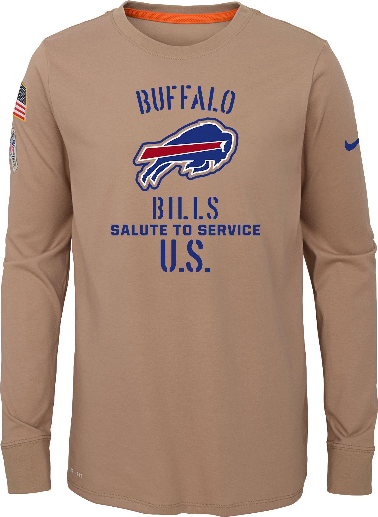 buffalo bills youth sweatshirt