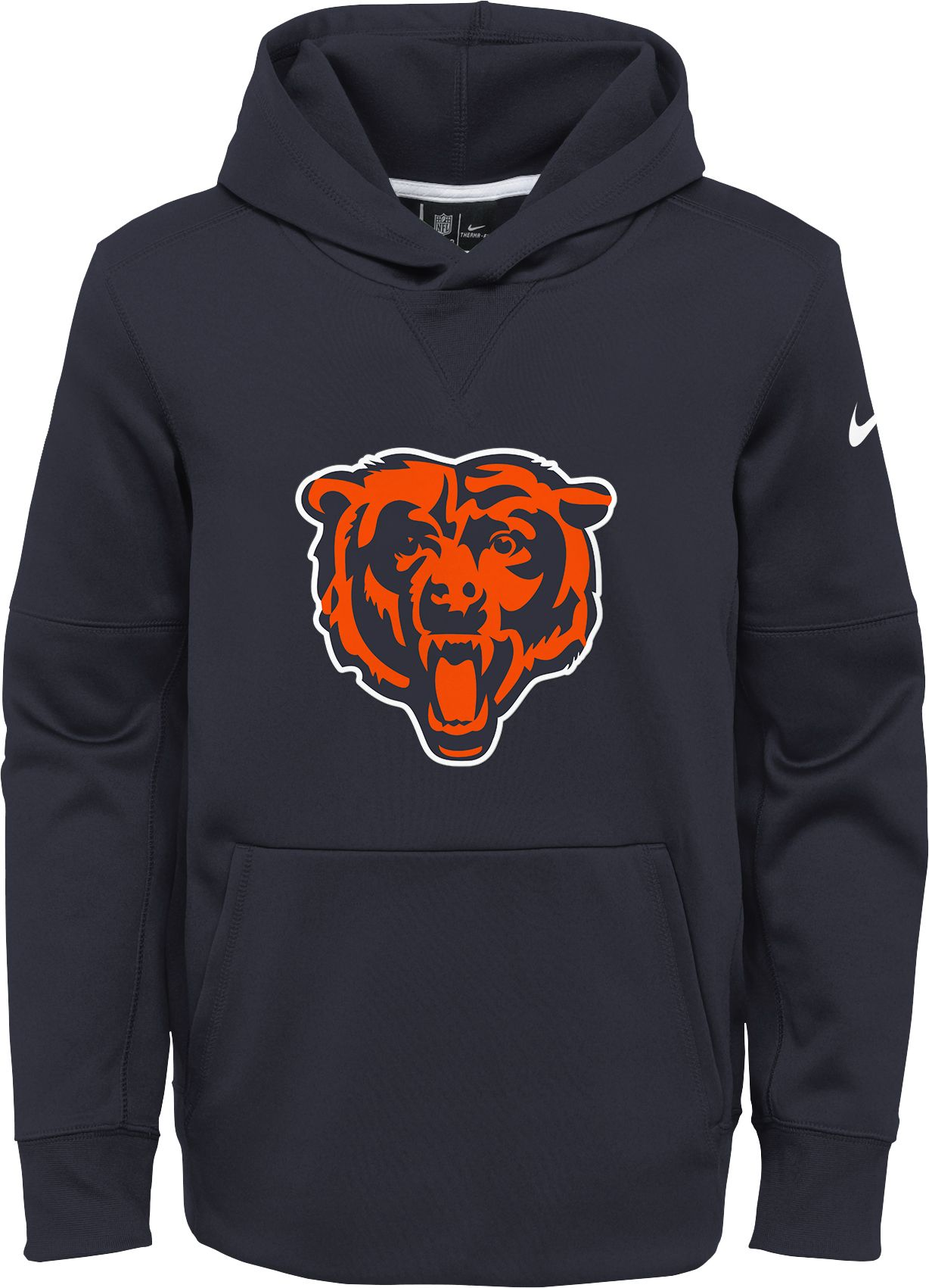 Nike Youth Chicago Bears Logo Essential