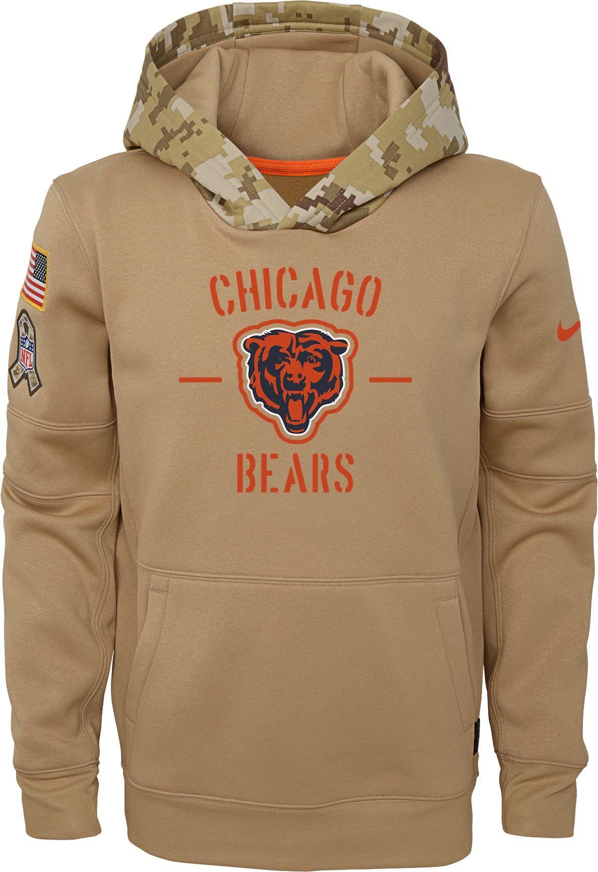 nike bears hoodie