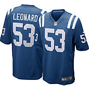 Nike Youth Indianapolis Colts Darius Leonard #53 Home Game Jersey