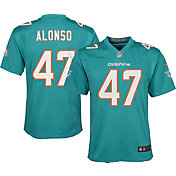 cheap for discount 0a696 c03ca Miami Dolphins Jerseys | NFL Fan Shop at DICK'S