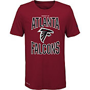 Nike Youth Atlanta Falcons Sideline Property Of Red T-Shirt