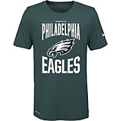 Nike Youth Philadelphia Eagles Sideline Property Of Blue T-Shirt