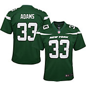 Nike Youth Home Game Jersey New York Jets Jamal Adams #33