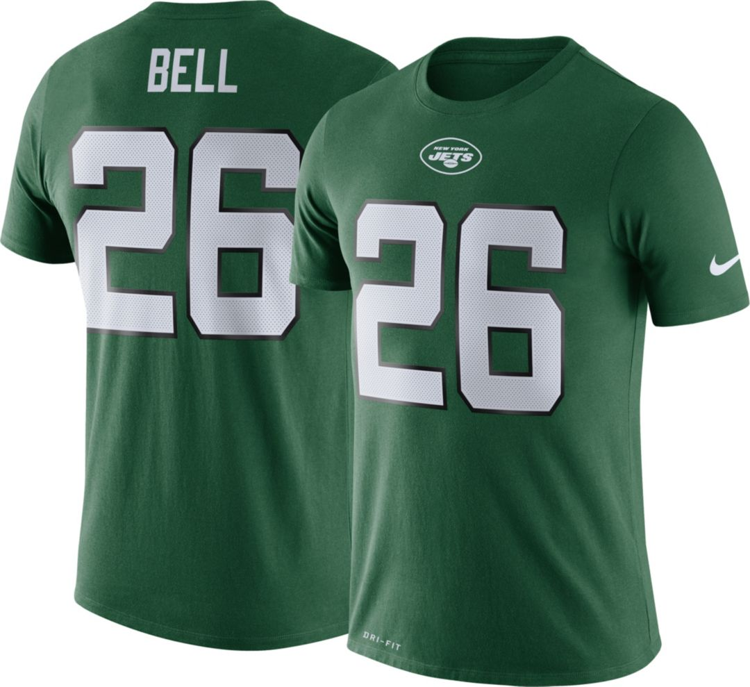 best website 01a8c 30528 Nike Youth New York Jets Le'Veon Bell #26 Green T-Shirt