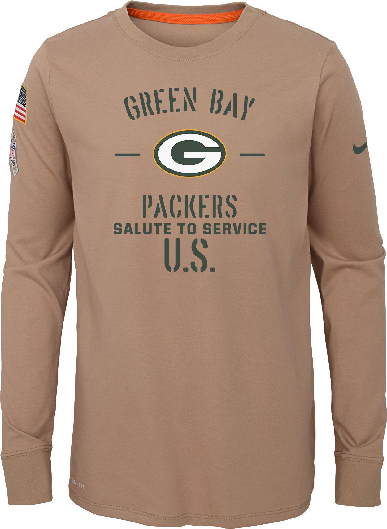 packers salute to service sweatshirt