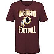 Nike Youth Washington Redskins Sideline Property Of Red T-Shirt