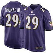 Nike Youth Home Game Jersey Baltimore Ravens Earl Thomas #29