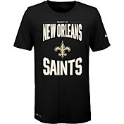 Nike Youth New Orleans Saints Sideline Property Of Black T-Shirt