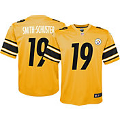 Nike Youth Alternate Legend Jersey Pittsburgh Steelers JuJu Smith-Schuster #19