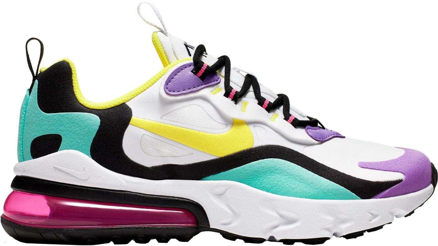 Nike Kids' Grade School Air Max 270 React Shoes