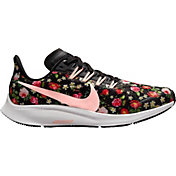 Nike Kids' Grade School Air Zoom Pegasus 36 Vintage Floral Running Shoes