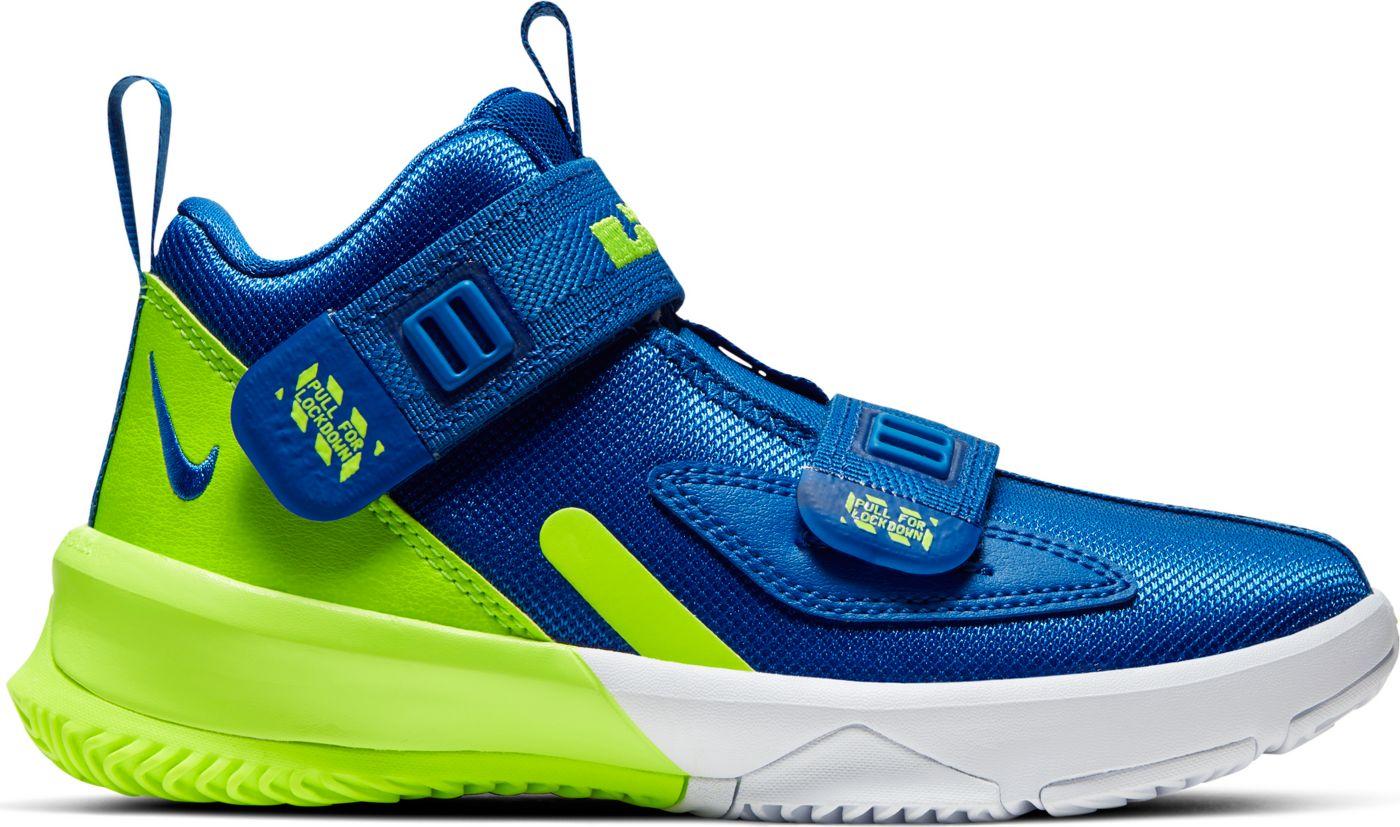 Nike Kids' Preschool LeBron Soldier 13 Basketball Shoes