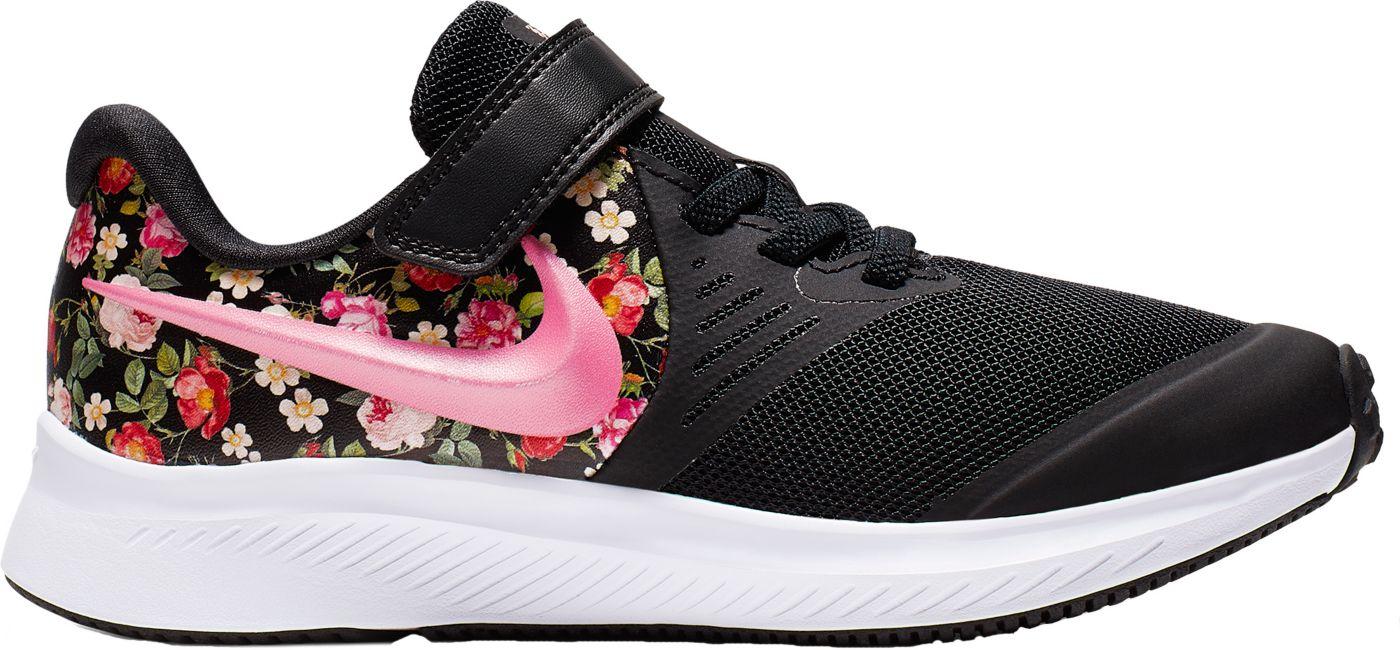 Nike Kids' Preschool Star Runner 2 Vintage Floral Running Shoes