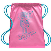 Nike Youth Just Do It Drawstring Bag