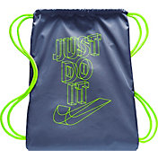 Nike Youth Just Do It Drawstring Bag