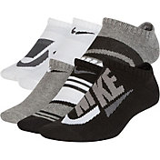 Nike Youth Everyday Lightweight No Show Socks 6 Pack