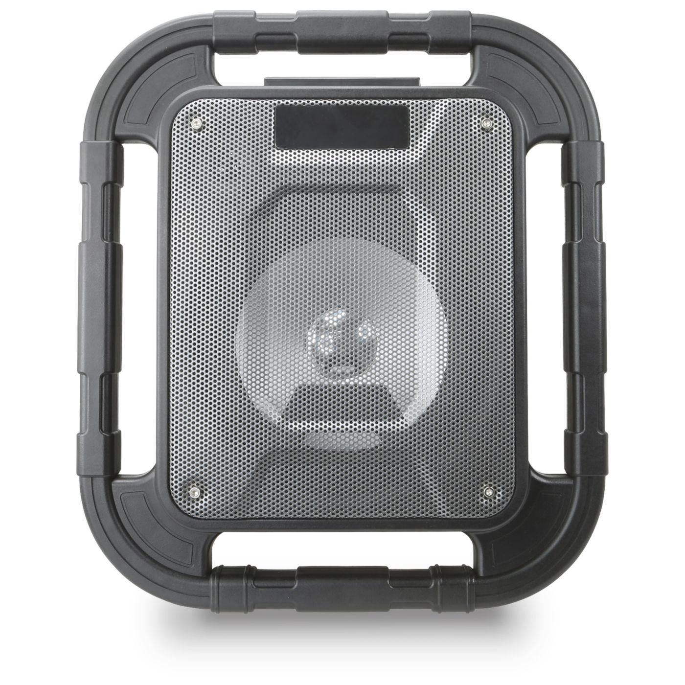 iLive Wireless Water Resistant Tailgate Speaker