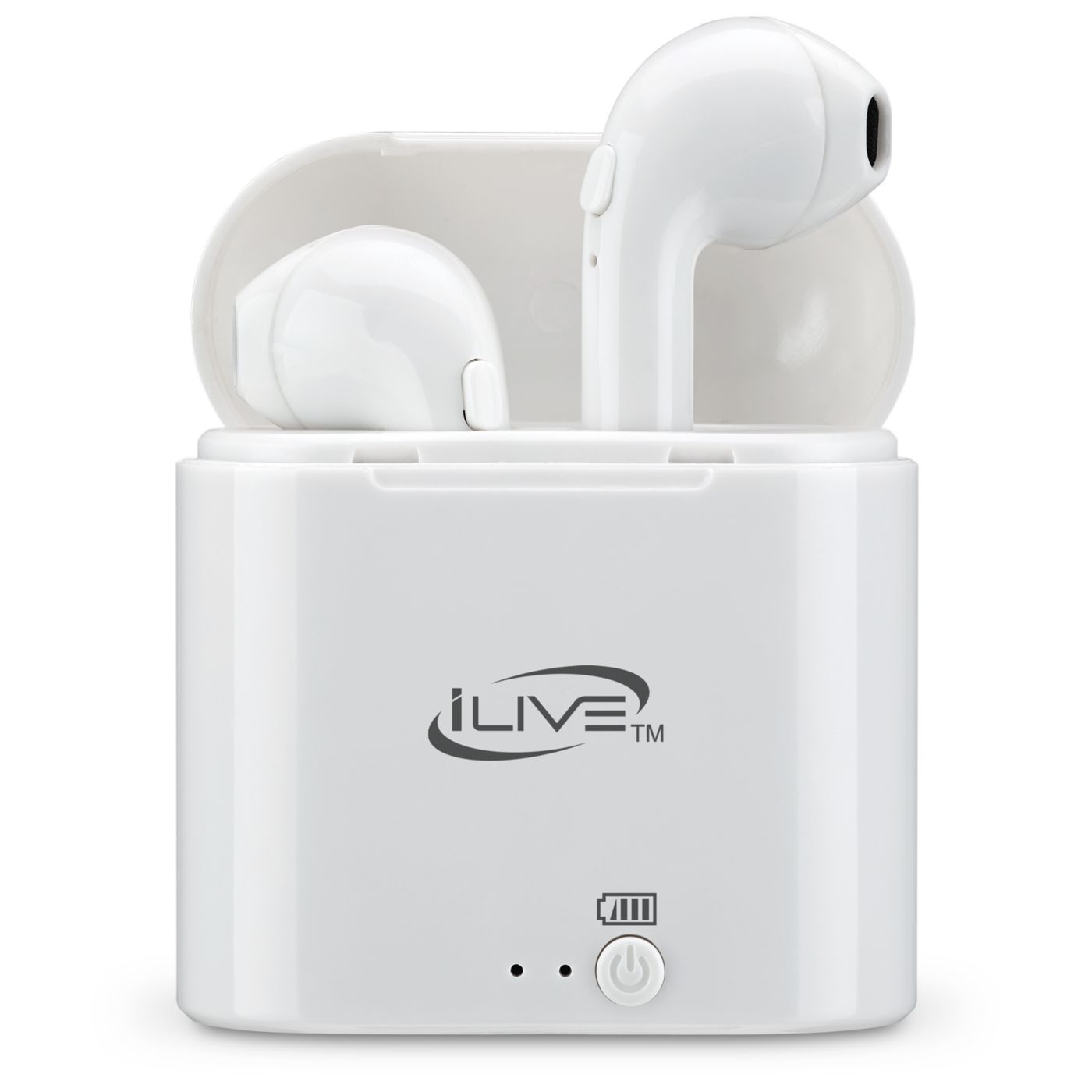 iLive Truly Wire-Free Earbuds