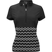 Nancy Lopez Women's Warrior Golf Polo – Extended Sizes