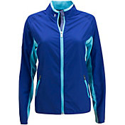 Nancy Lopez Women's Compass Full-zip Golf Jacket - Extended Sizes