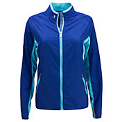 Nancy Lopez Women's Compass Full-zip Golf Jacket