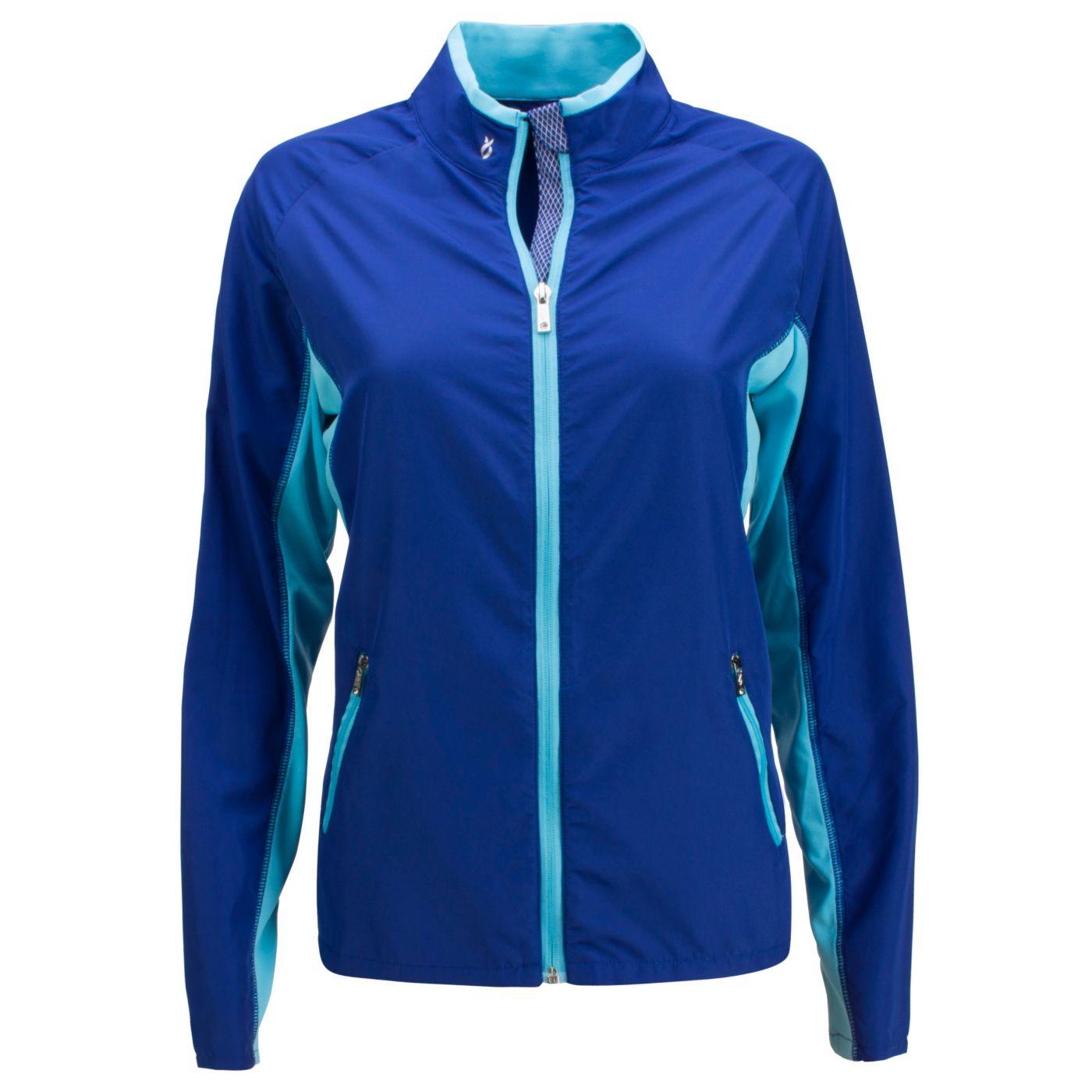 Nancy Lopez Women's Compass Full-zip Golf Jacket
