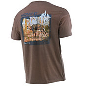 NOMAD Men's Buckhunter Short Sleeve T-Shirt