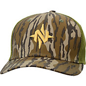 NOMAD Men's Mark Camo Stretch Trucker Hat