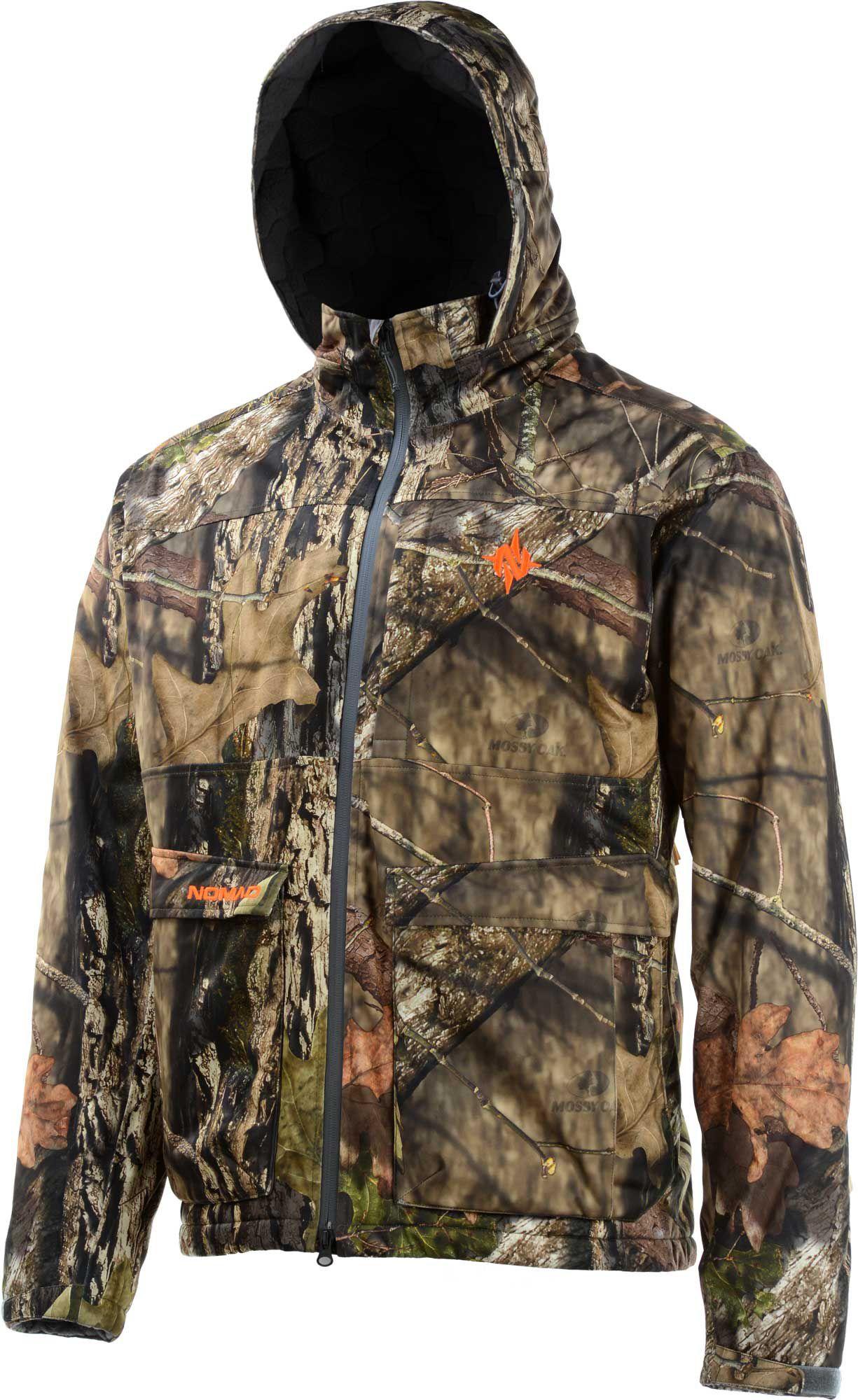 NOMAD Conifer Jacket, Men's, Size: Medium, Mossy Oak Breakup Country