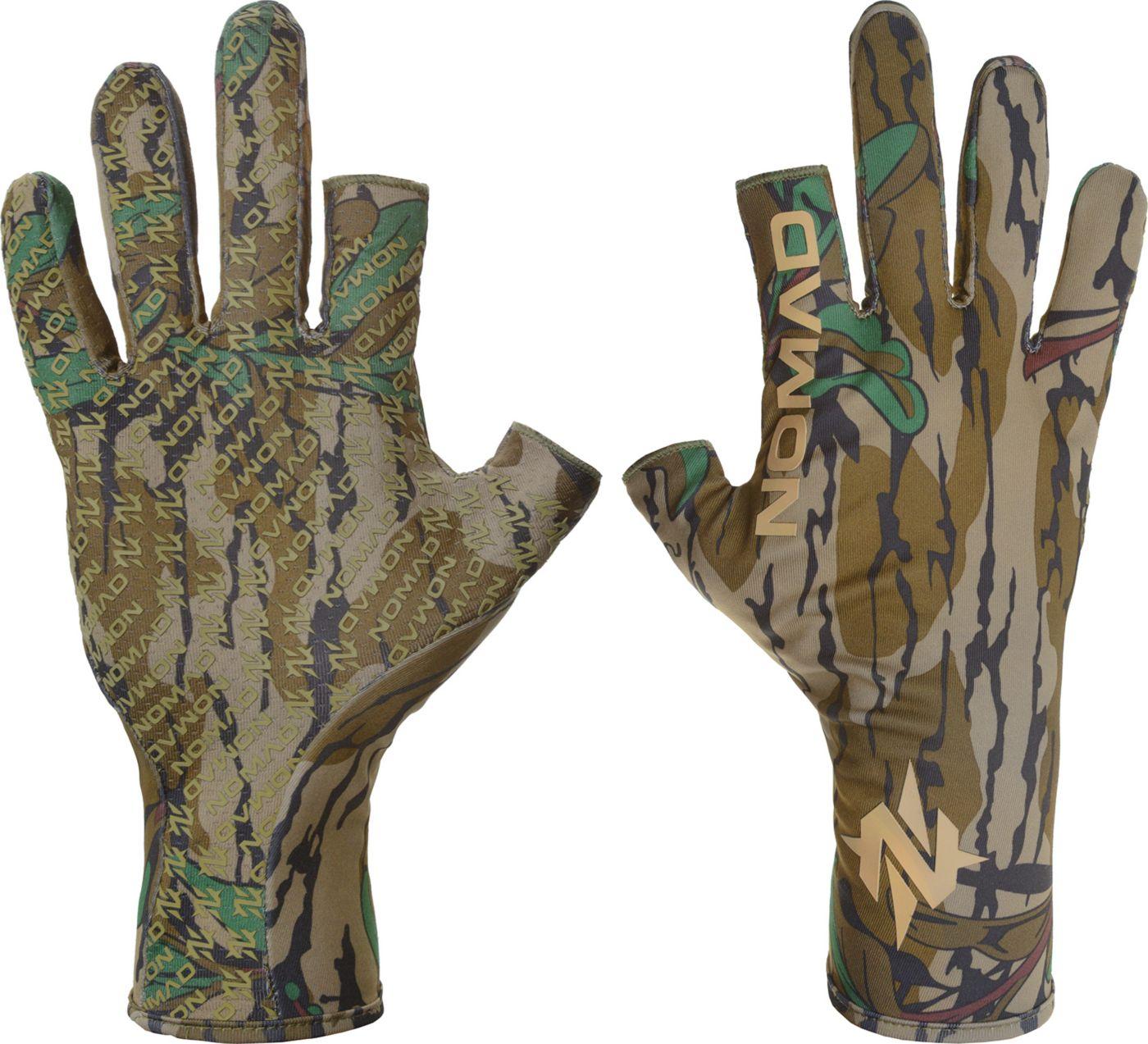 NOMAD Men's Fingerless Turkey Gloves