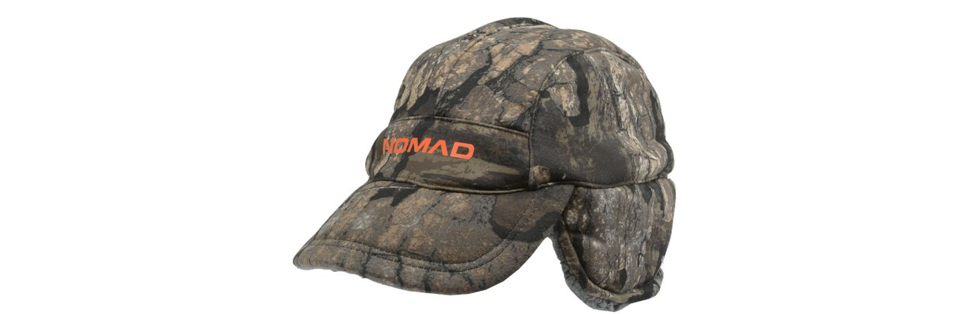 NOMAD Men's Harvester Flap Cap