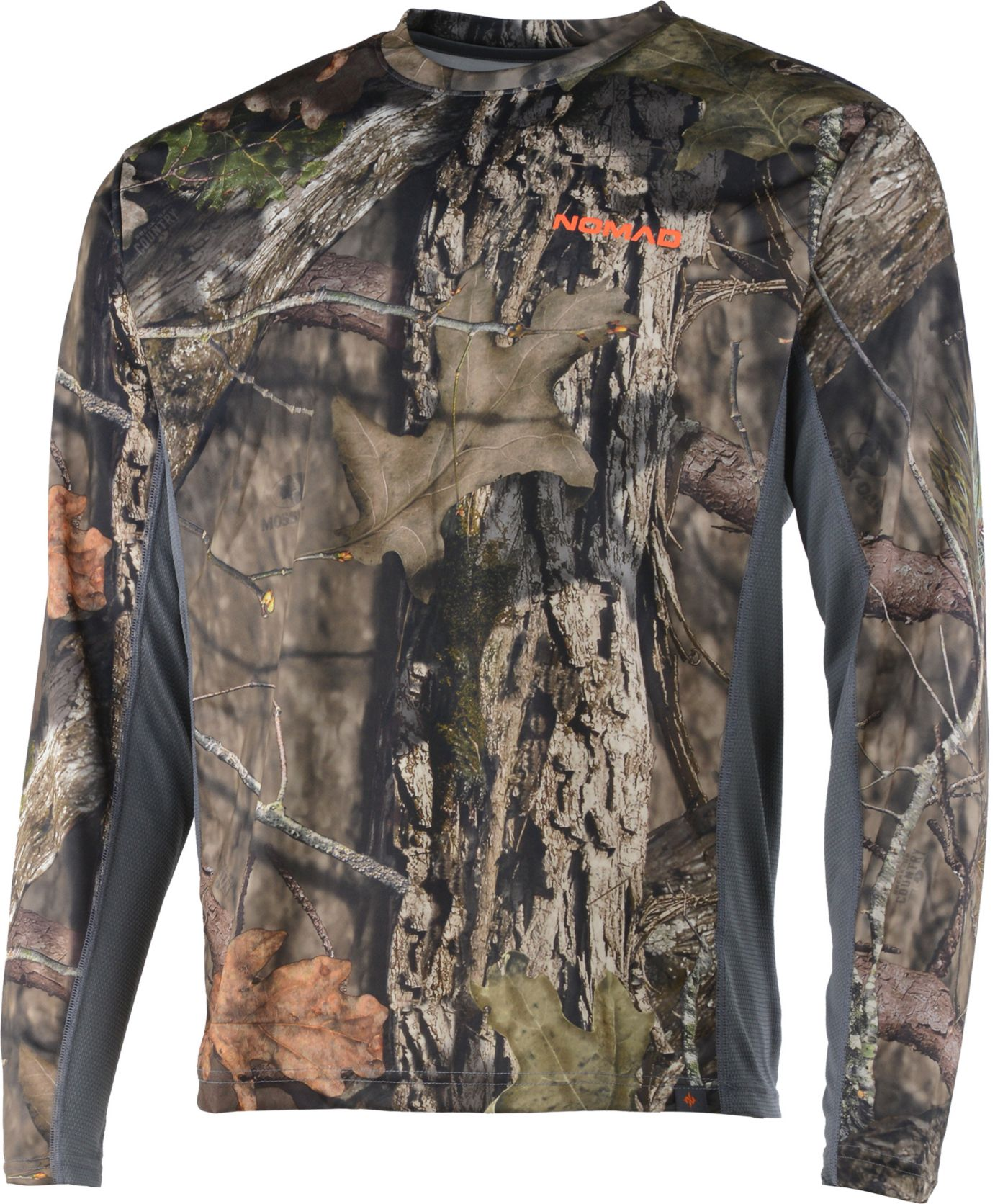 NOMAD Men's Long Sleeve Icon Cooling Hunting T-Shirt
