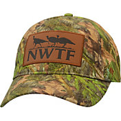 NOMAD Men's NWTF Leather Patch Hat