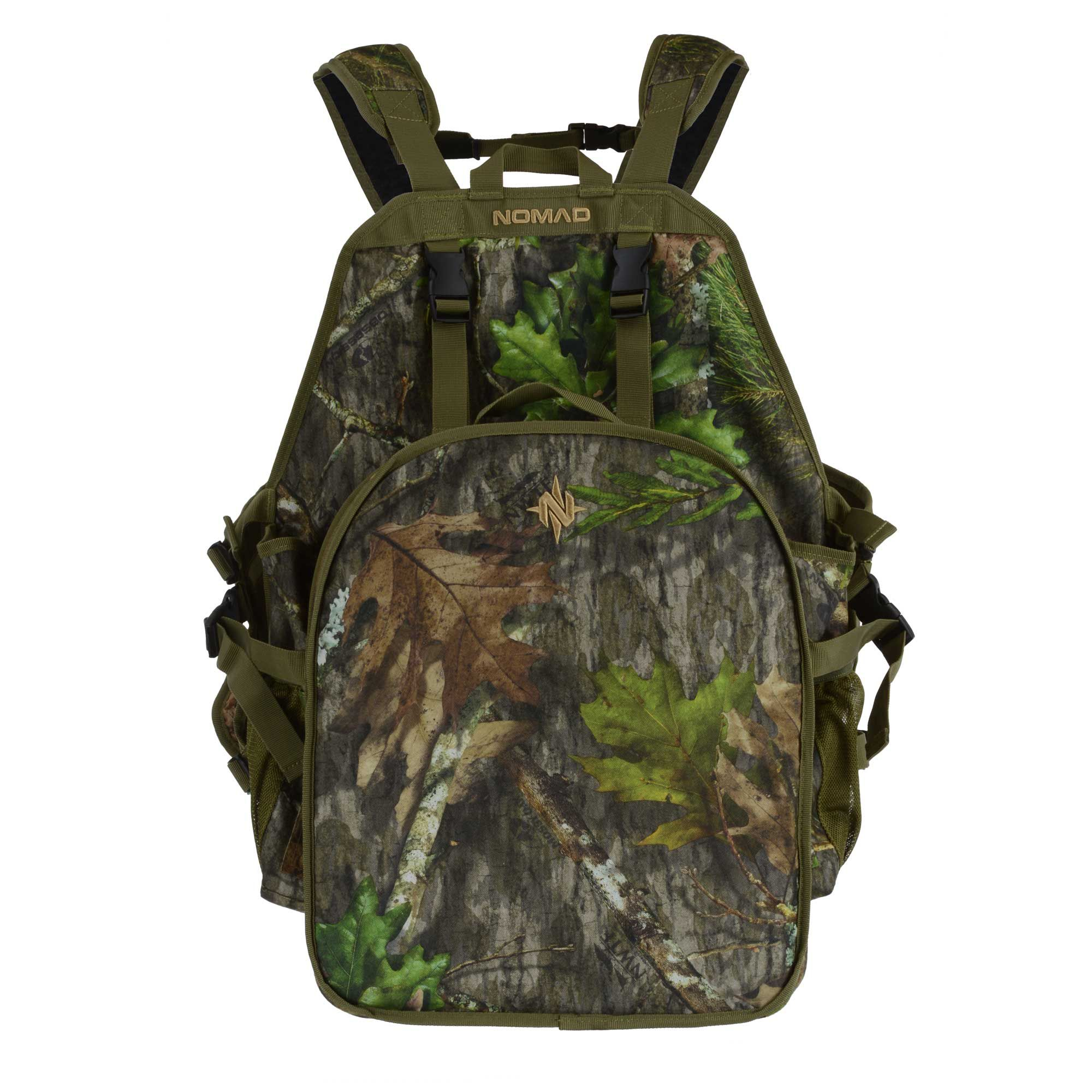 Nomad Turkey Hunting Vest, Men's, Mossy Oak Obession