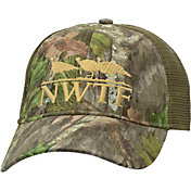 NOMAD Men's NWTF Low Country Trucker Hat
