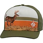 NOMAD Men's Rolling Deer Hat