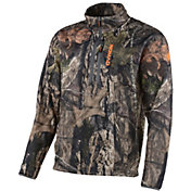 NOMAD Men's Slaysman 1/4 Zip Camo Pullover