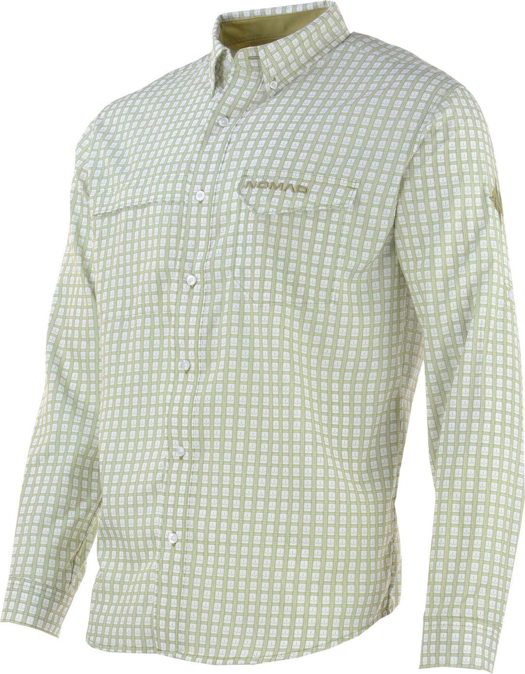 Drake Mens Featherlite Check Long Sleeve Shirt